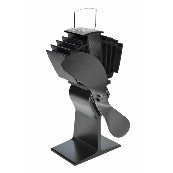 AirMax 10 Wood Stove Fan by Ecofan