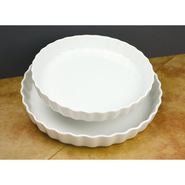 Culinary Quiche Dish Set by Omniware