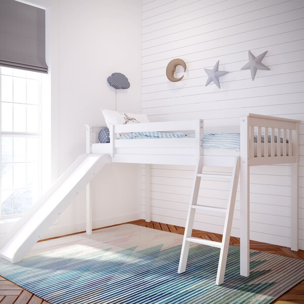 Jeffereys Twin Bed by Harriet Bee