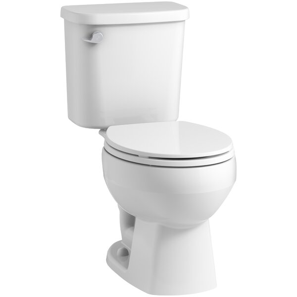 Windham™ 12 Rough-in Round Front Toilet Tank by Sterling by Kohler
