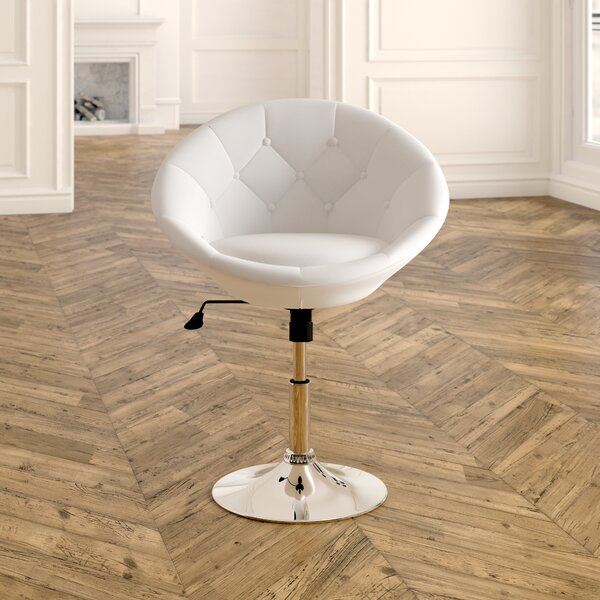 Dillman Swivel Barrel Chair by Willa Arlo Interiors Willa Arlo Interiors