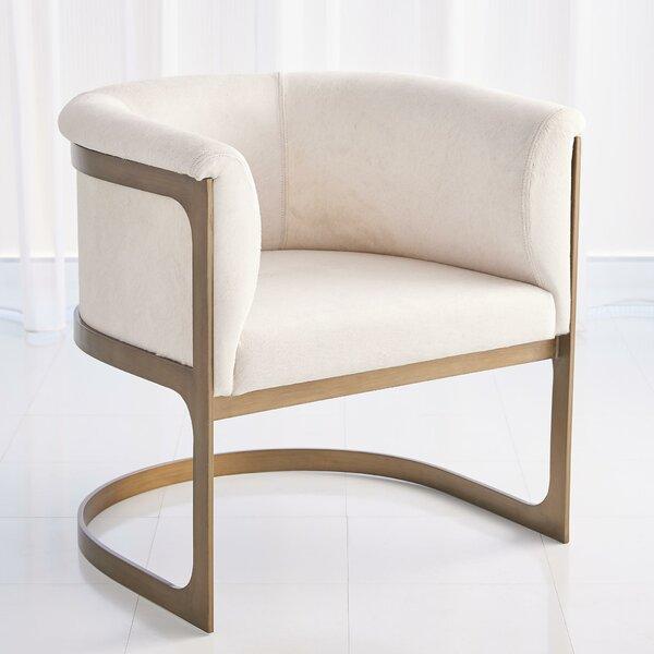 Regan Barrel Chair by Global Views