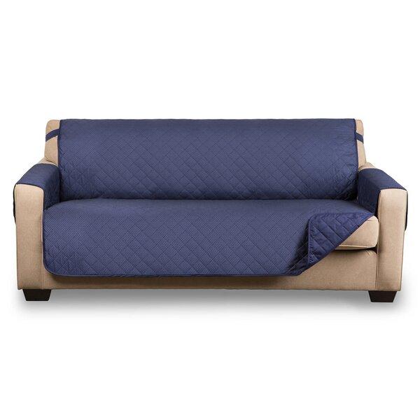Reversible Oversize Box Cushion Sofa Slipcover By Red Barrel Studio