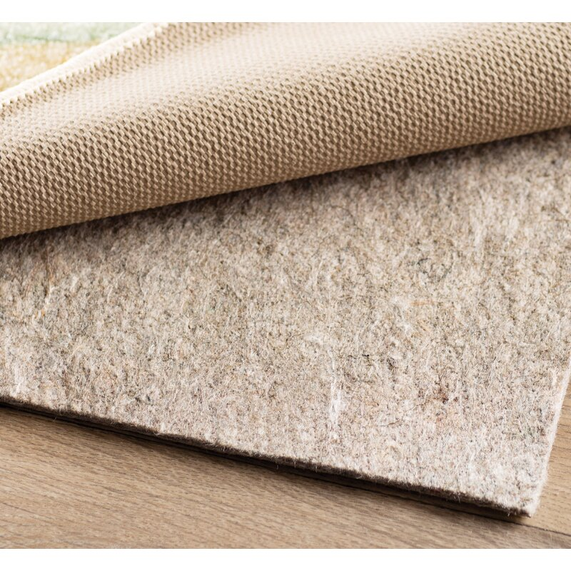 Wayfair Basics Felt Latex Non Slip Rug Pad 0 25