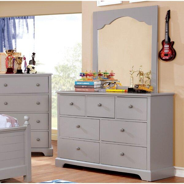 Evanoff 7 Drawer Dresser by Harriet Bee