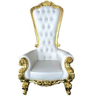 Kyrie King Throne Club Chair