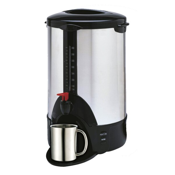 Kung Fu Master Electric Coffee Maker by Cookinex