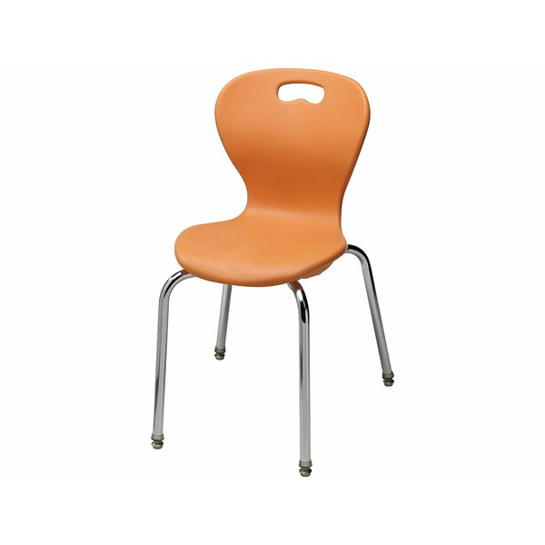 Omnia Plastic Classroom Chair by Columbia Manufacturing Inc.
