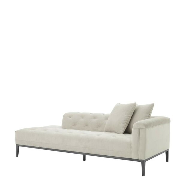 Cesare Right Lounge Settee by Eichholtz