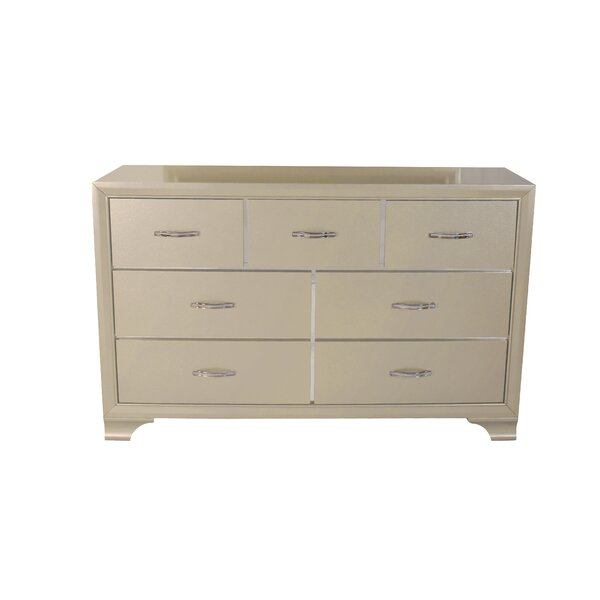 Pfaff 7 Drawer Dresser by Everly Quinn