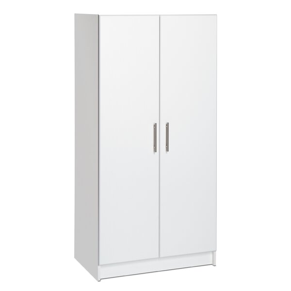 Wayfair Basics 65 inch H x 32 inch W x 20 inch D Wardrobe Cabinet by Wayfair Basics™