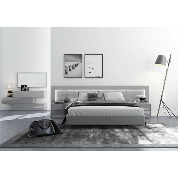 Madison Platform 5 Piece Bedroom Set by Orren Ellis