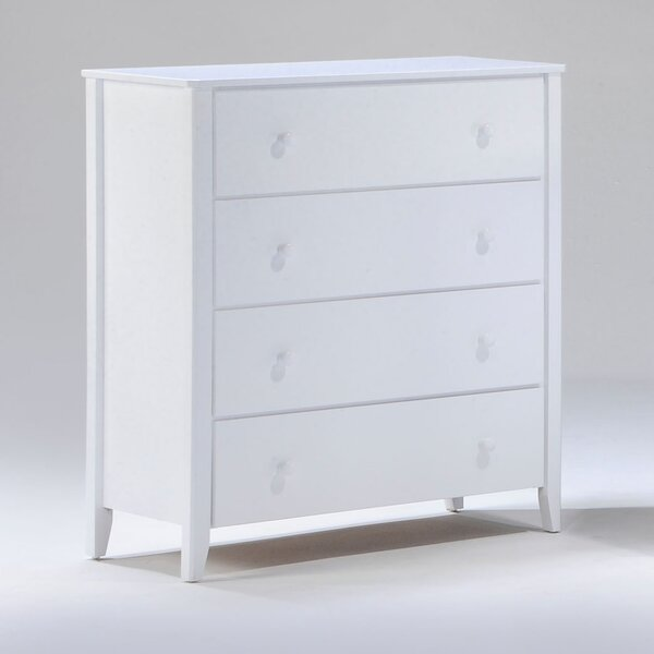 Brancaster 4 Drawer Chest by Winston Porter