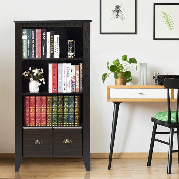 Mistretta Standard Bookcase by Winston Porter