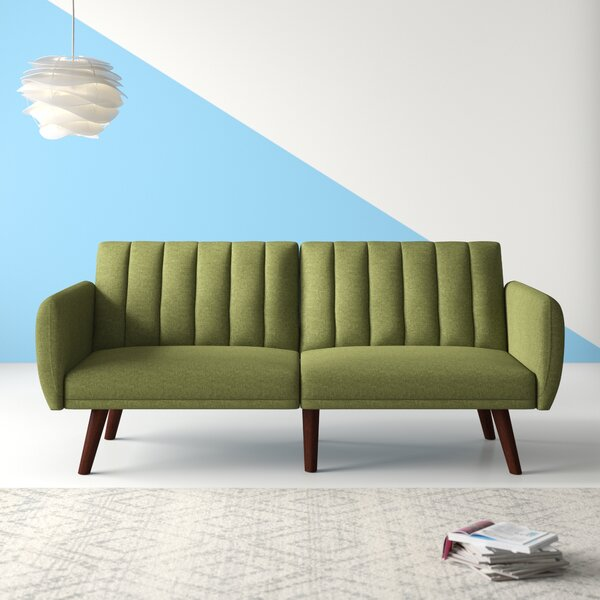 Fynn Sofa Bed By Hashtag Home by Hashtag Home Purchase