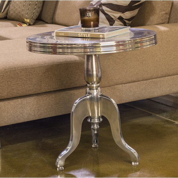 Barbados End Table by Allan Copley Designs