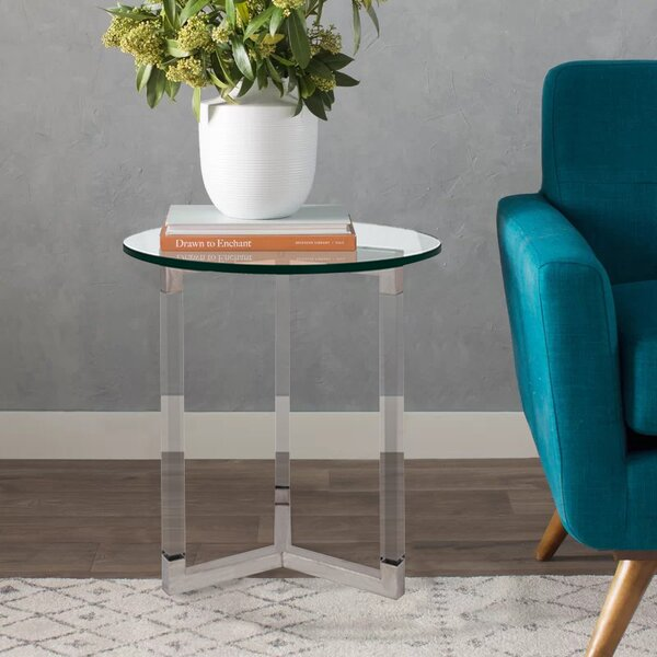 Boggs End Table by Mercer41