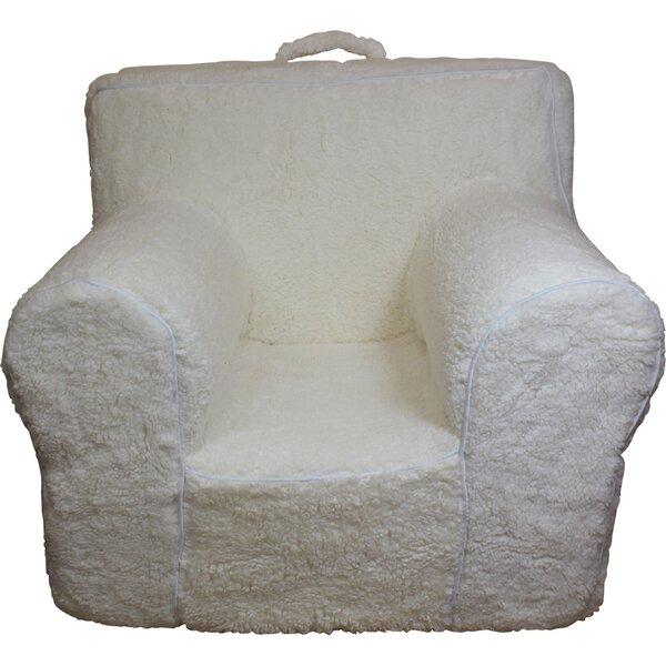 Box Cushion Armchair Slipcover by Little Star