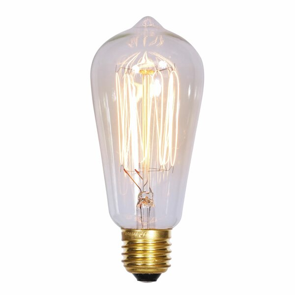 40W E26 Incandescent Light Bulb by Vickerman