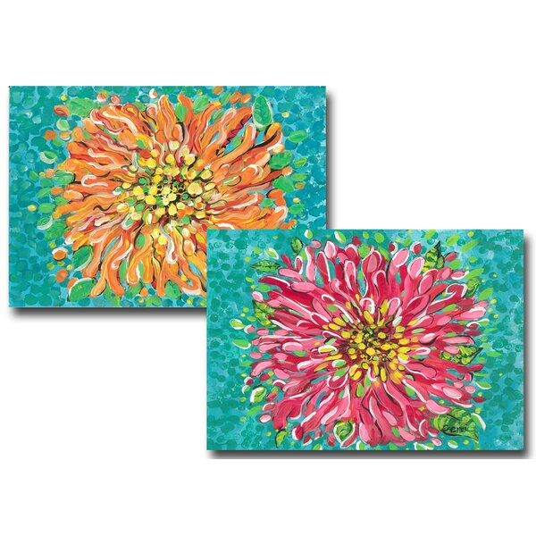 Blossom Placemat (Set of 4) by My Island