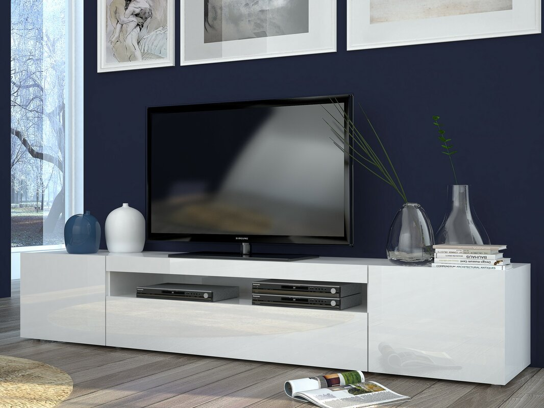 daiquiri grande tv stand for tvs up to . castleton home daiquiri grande tv stand for tvs up to