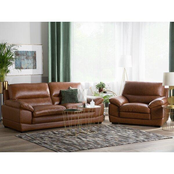Kayli 2 Piece Living Room Set by 17 Stories