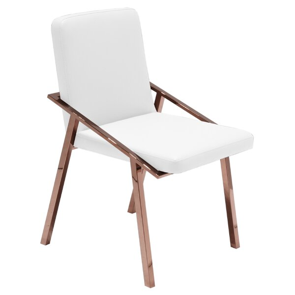 Nika Upholstered Dining Chair by Nuevo
