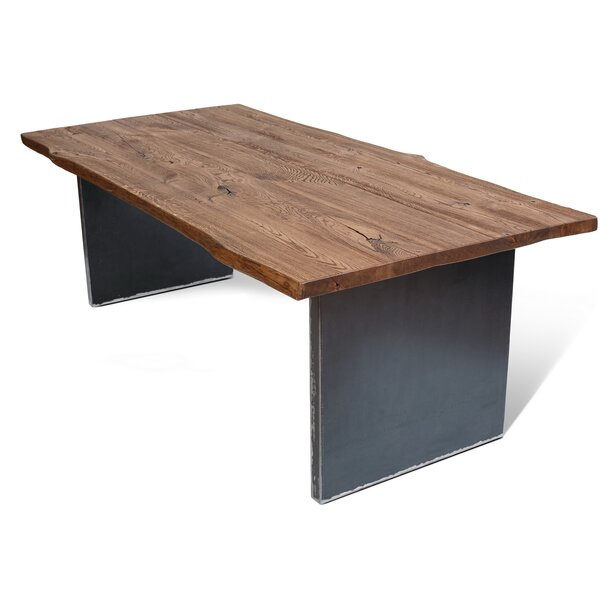 Beckwith Solid Wood Dining Table by Foundry Select