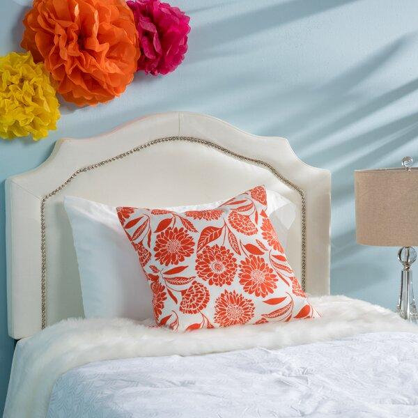 Regis Twin Upholstered Headboard by Harriet Bee