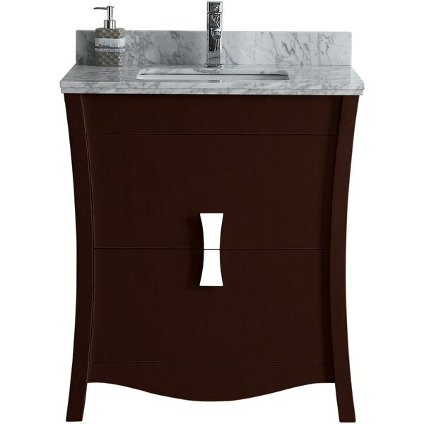 Bow 29 Single Bathroom Vanity Set by American Imaginations