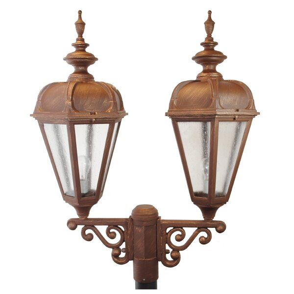 Flemingdon 2-Light Lantern Head by Darby Home Co