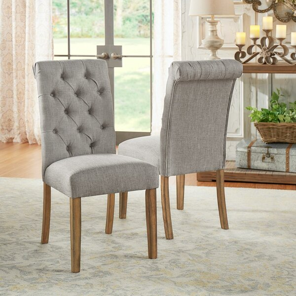 Ali Upholstered Dining Chair (Set of 2) by Lark Manor