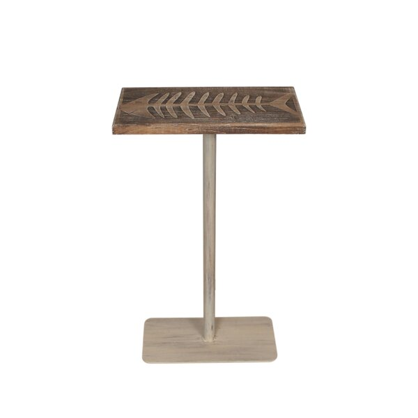 Atalaya End Table by Breakwater Bay Breakwater Bay
