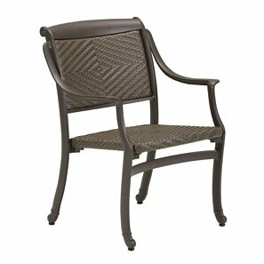 BelMar Stacking Patio Dining Chair by Tropitone Tropitone