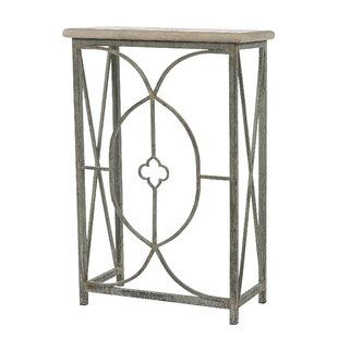 Petite Rouge Console Table