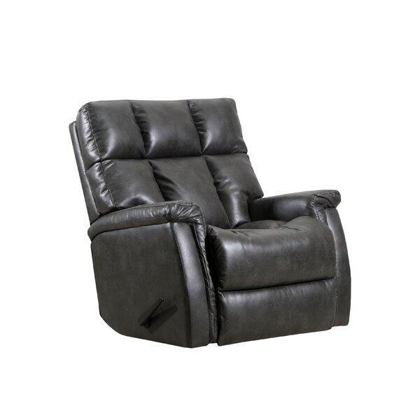Alsache Manual Swivel Recliner [Lane Furniture]