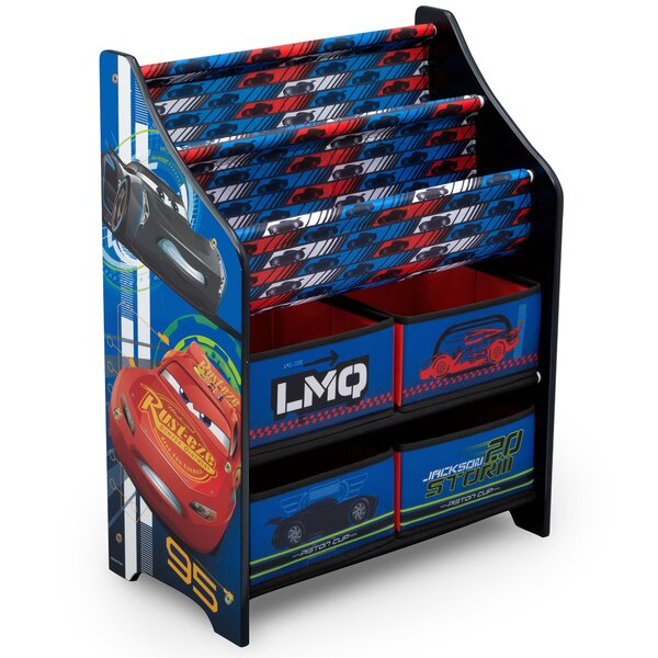 Pixar Cars Toy Organizer by Delta Children