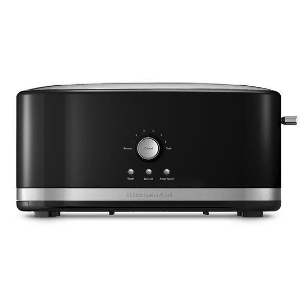 4 Slice Metal Toaster by KitchenAid