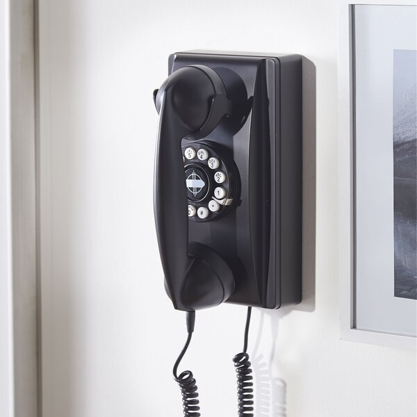 Classic Wall Phone by Birch Lane™