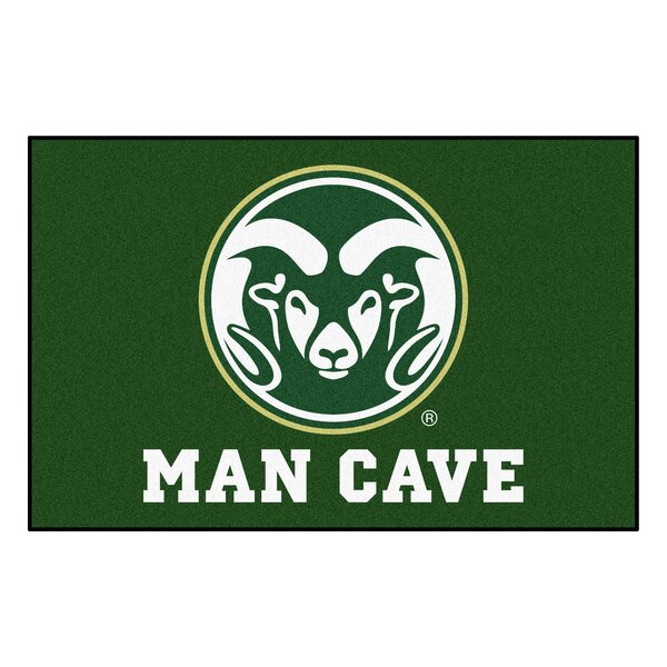Colorado State University Doormat by FANMATS