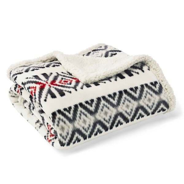 Mountain Village Throw by Eddie Bauer