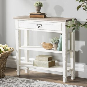 Geernium Console Table by Lark Manor