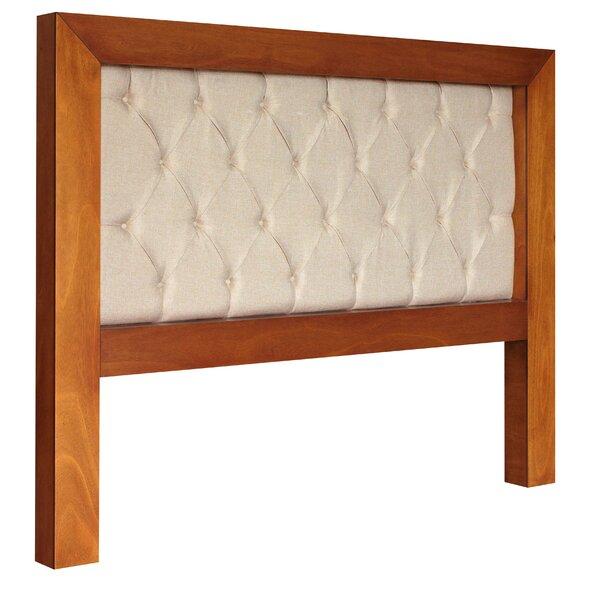 Puneeth Queen Upholstered Panel Headboard By Brayden Studio