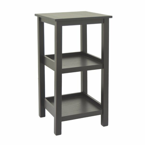 Allegany 2 Tier Standard Bookcase (Set of 2) by Winston Porter