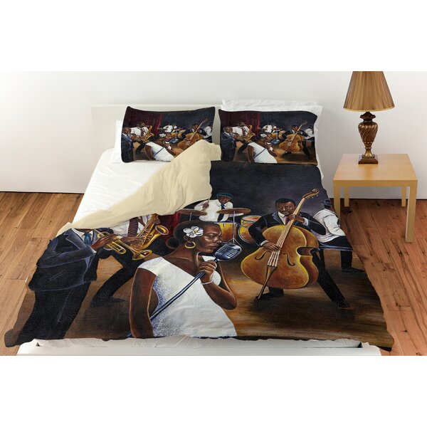 Printed Woven Duvet Cover Collection