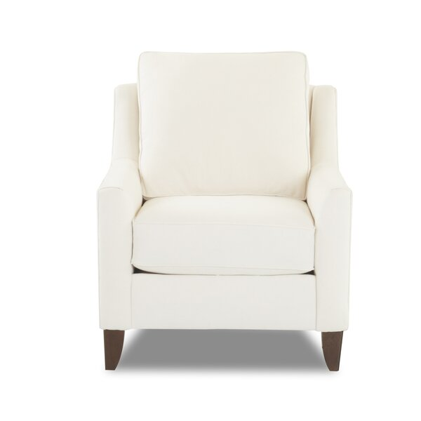 Haleigh Armchair by Wayfair Custom Upholstery Wayfair Custom Upholstery™