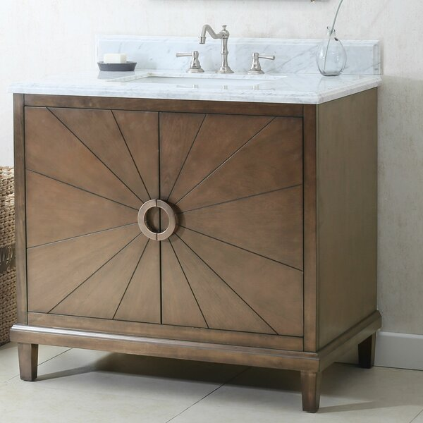 Quimby 37 Single Bathroom Vanity Set by World Menagerie
