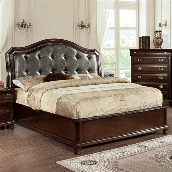 Weatherall Upholstered Platform Bed by Canora Grey