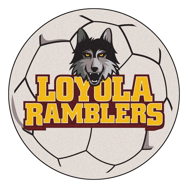 NCAA Loyola University Chicago Soccer Ball by FANMATS