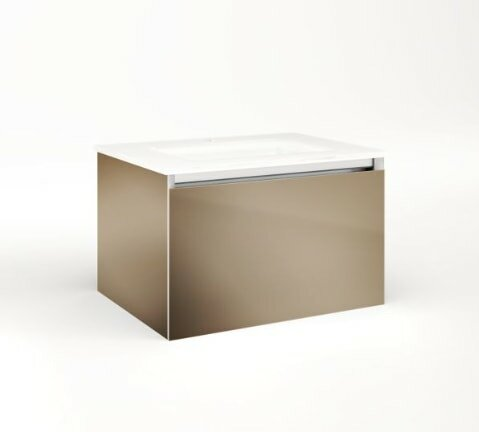 Cartesian 24 x 15 H Wall Mounted Cabinet by Robern